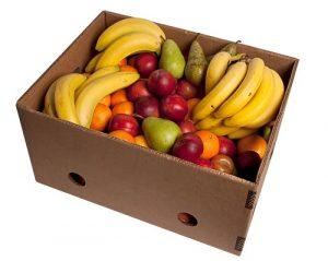 Frisk frugt giver friske medarbejdere