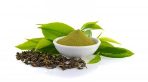 Dette skal du bruge grøn te til