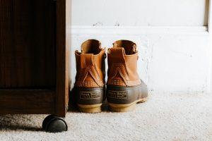 Xtragrej og deres fodtøj